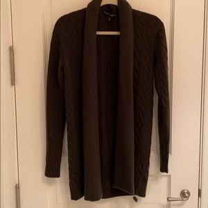 NWOT Cable Knit RL Cashmere